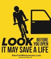 The \ door zone\  is the space of 2-4 feet adjacent to parallel parked or stopped cars. While cycling in the \ door zone\  a cyclist can suffer a severe injury ...  sc 1 st  New York Bike Lawyers.com & New York Bike Accident Attorney | Being "|178|206|?|en|2|b1a9870c1e55d1694bef9ff949d73ab7|False|UNLIKELY|0.29879721999168396